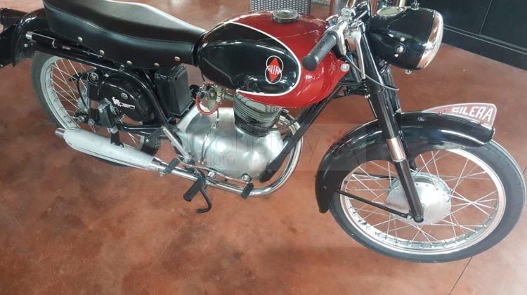 Gilera 150 Sport (1958)