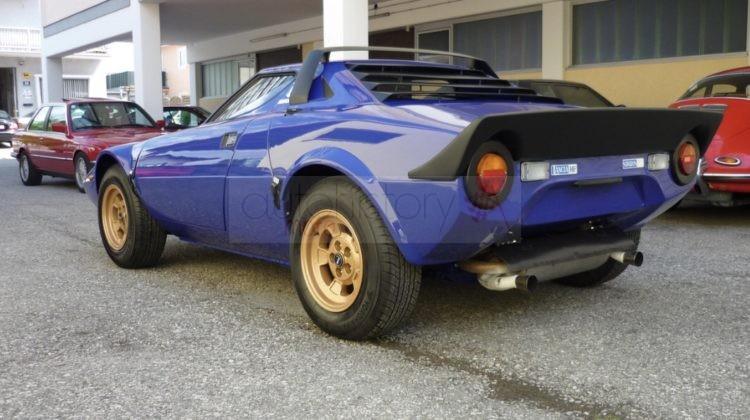 Lancia Stratos Stradale (1976)