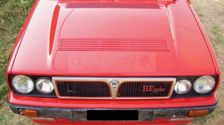 Lancia Delta HF TURBO 1.6 (1992)