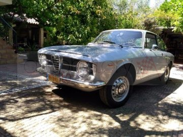 SOLD – Alfa Romeo Junior Scalino (1969)
