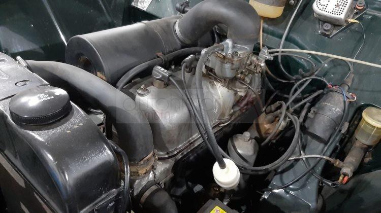 Peugeot 403 (1966)