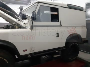 Land Rover Series III (1983)