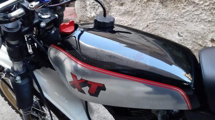 Yamaha XT400