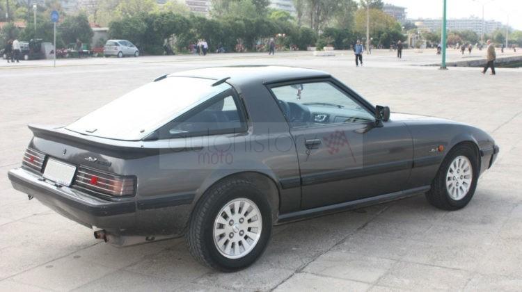 Mazda RX-7 1st Generation (1982)