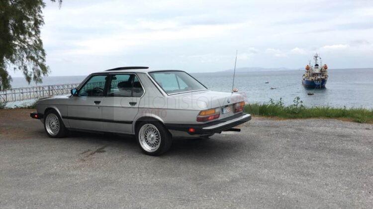 BMW 528e FULL AMERICAN RARE MODEL