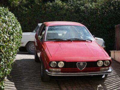 Alfetta GT
