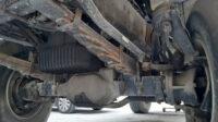 Scania SBA111 Military Truck
