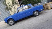 SOLD – Alfa Romeo Giulia Nuova Super (1977)