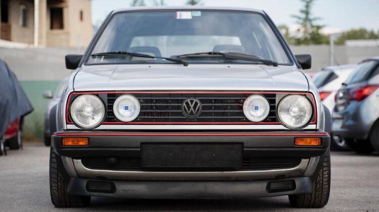 VW Golf II GTi (1987)