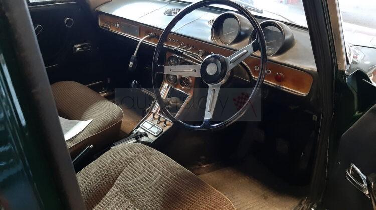 Alfa Romeo Berlina 1750 RHD (1970)