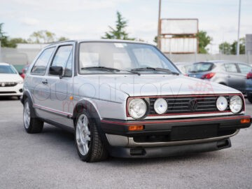 VW Golf II GTi (1987)
