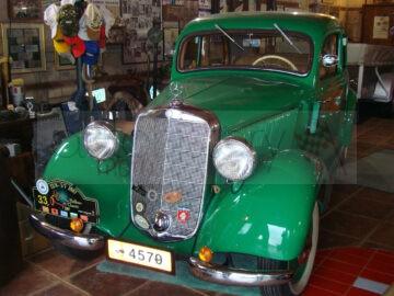 Mercedes-Benz 170 V (1936)