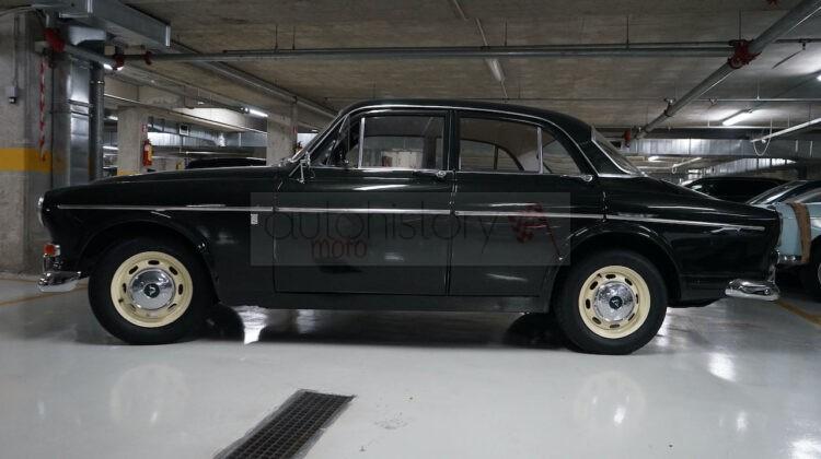 Volvo Amazon (1966)