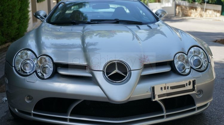 Mercedes-Benz SLR McLaren (2006)